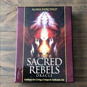 Sacred Rebels Oracle Cards